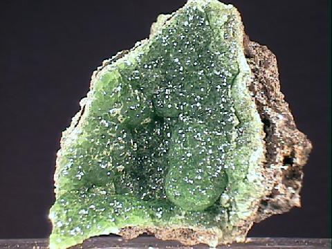 SMITHSONITE (Zinc Carbonate)