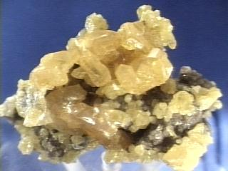 NATIVE SULFUR (