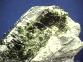 EPIDOTE (Calcium Aluminum Iron Silicate Hydroxide)