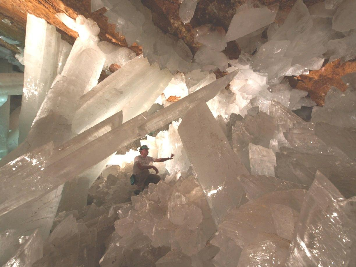 how to make gypsum crystals