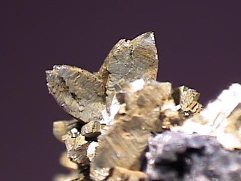 MARCASITE (Iron Sulfide)