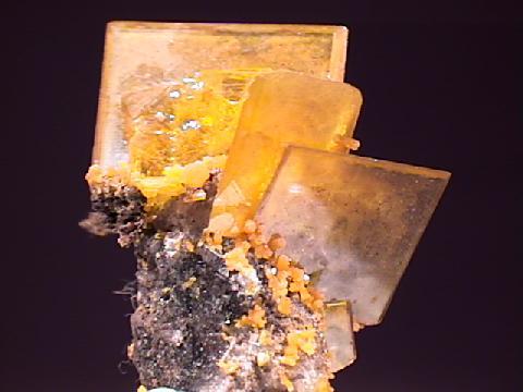 orange minerals names amethyst galleries the tetragonal system